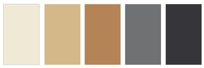 Estilo shaegui consulting - Paleta de colores neutros ...